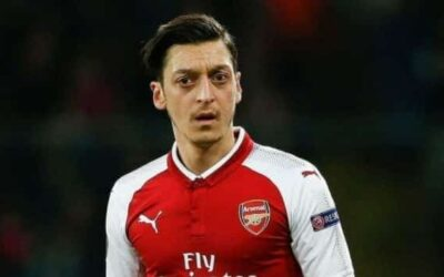 A FUTURE FROM ARSENAL TO MESUT OZIL