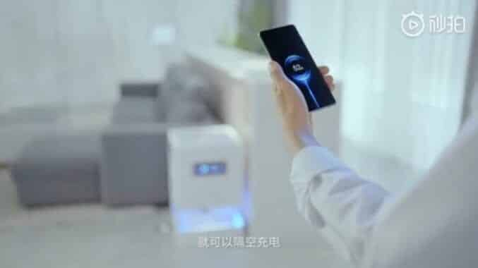 Xiaomi introduces air charging technology Mi Air Charge