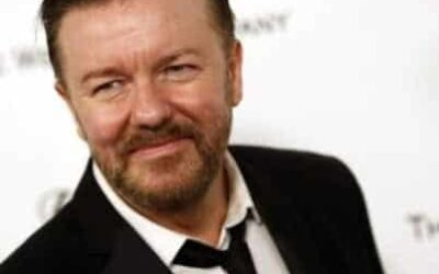 Ricky Gervais: After I die, let my body be eaten by lions