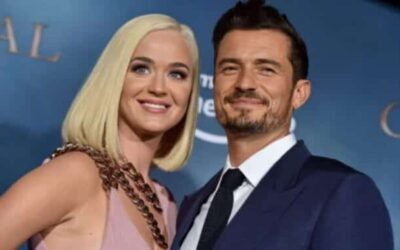 From Katy Perry to Orlando Bloom: I love you as much as the world