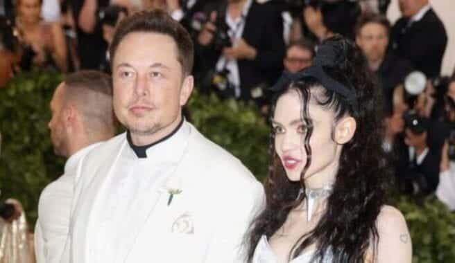 Elon Musk's girlfriend Grimes caught coronavirus