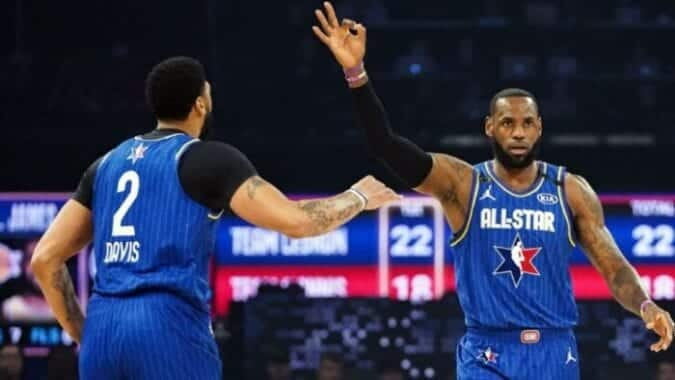 All-Star voting begins in the NBA