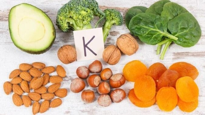 If K vitamin is deficient, covid-19 is fatal! Absolutely consume these foods...