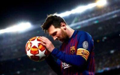 Messi 500 million Euros
