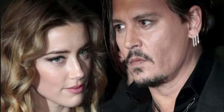 Johnny Depp to Amber Heard