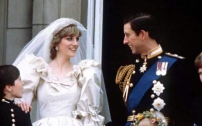 LETTERS OF PRINCESS DIANA WERE SOLD IN AUCTION