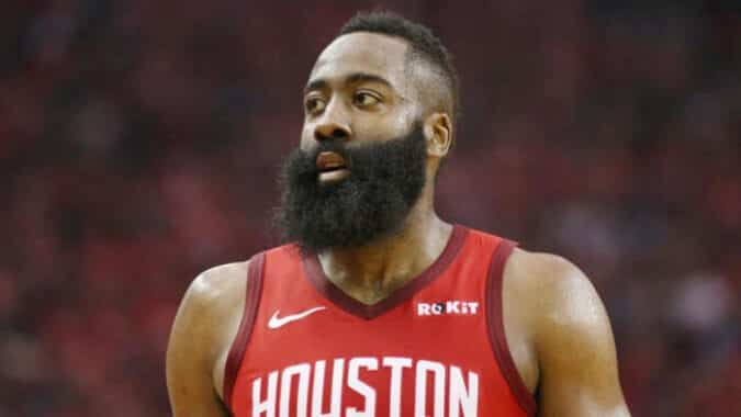 JAMES HARDEN WANTED THAT THAT