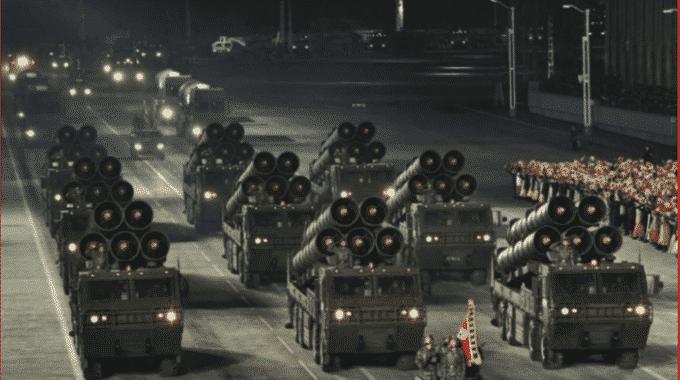 White House: North Korea launches first ballistic missile under Joe Biden