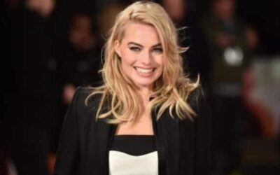 Reaction to racism from Margot Robbie