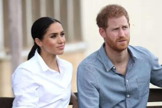 Meghan Markle Prince Harry's wife