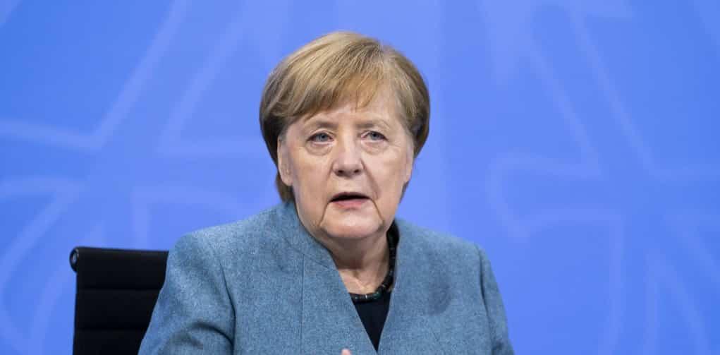 AstraZeneca Angela Merkel