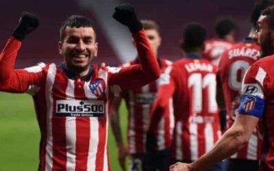 Atletico Madrid At The Top Again
