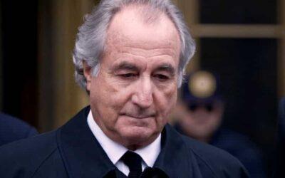LAST MINUTE: Bernie Madoff, One Of The Biggest Swindlers In History, Dies