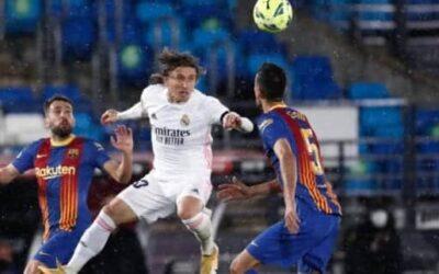 Real Madrid wins in El Clasico