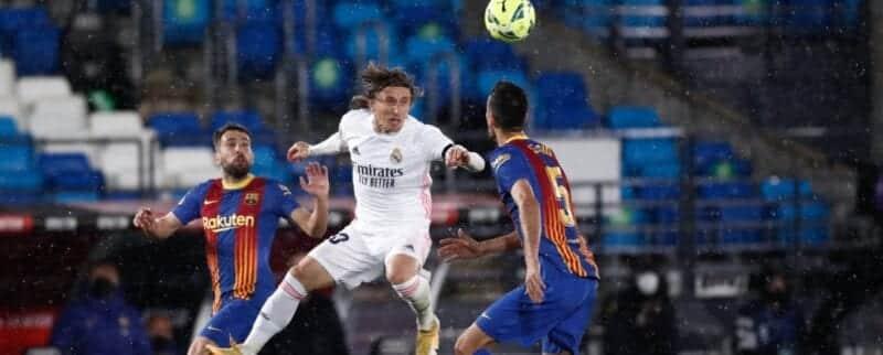 El Clasico Winner Real Madrid