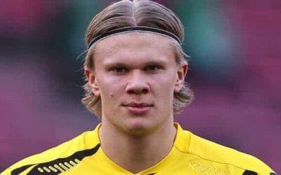 Borussia Dortmund increased the fee for Erling Haaland