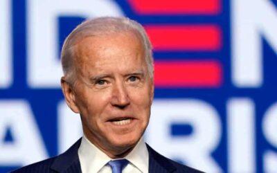 US President Joe Biden Made His First Speech In Congress