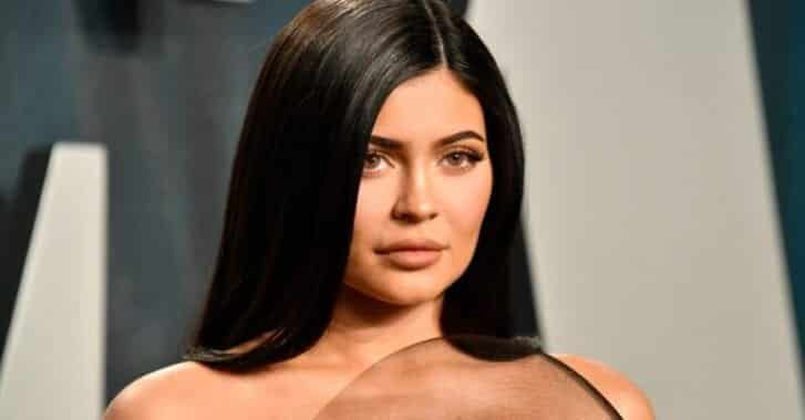 Kylie Jenner social media