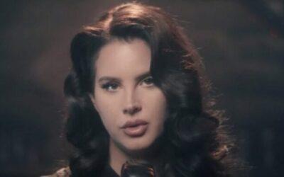 Lana Del Rey's quarantine weights