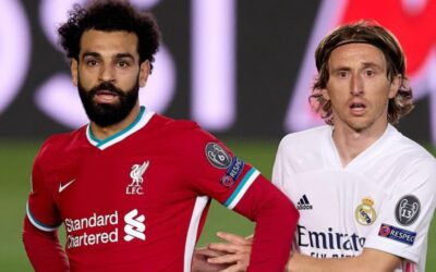 Liverpool Real Madrid Eventful Match Results Have Been Announced