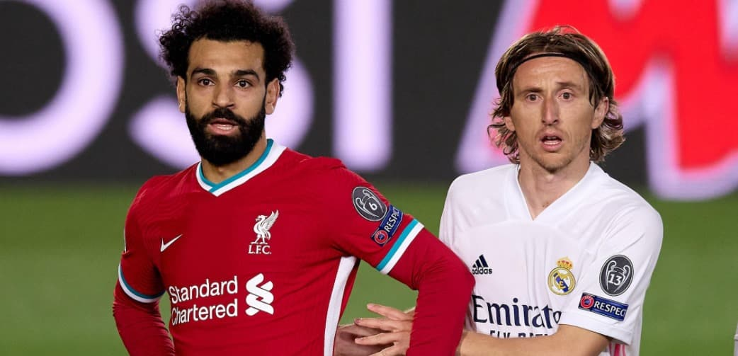 Liverpool Real Madrid Result