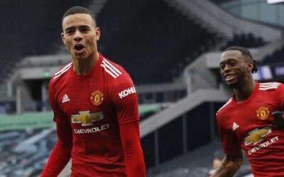 ManU Knocked Tottenham Down On The Road