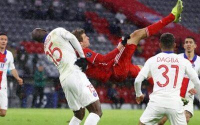PSG Knocks Bayern Munich Away