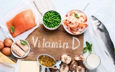 Top 10 Vitamin D Nutrients