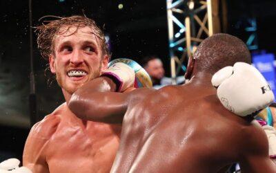 Logan Paul and Floyd Mayweather Fought Last Night