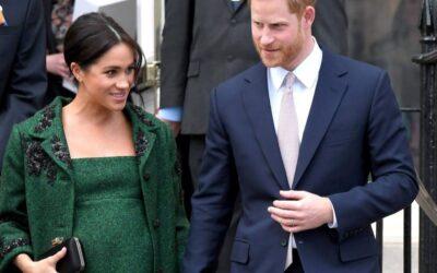 Meghan Markle Gives Birth Prince Harry-Meghan Markle's Baby is Born
