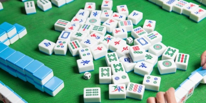 What is mahjong