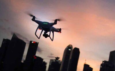 Aero x drone parts