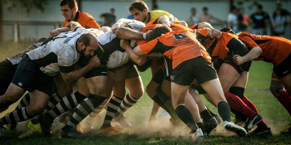 Akuma rugby shorts