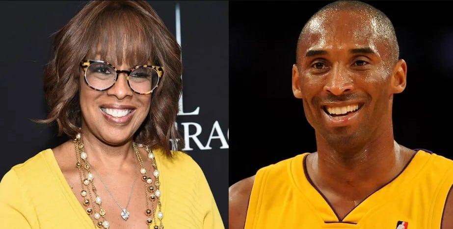 Oprah Winfrey Gayle King Kobe Bryant