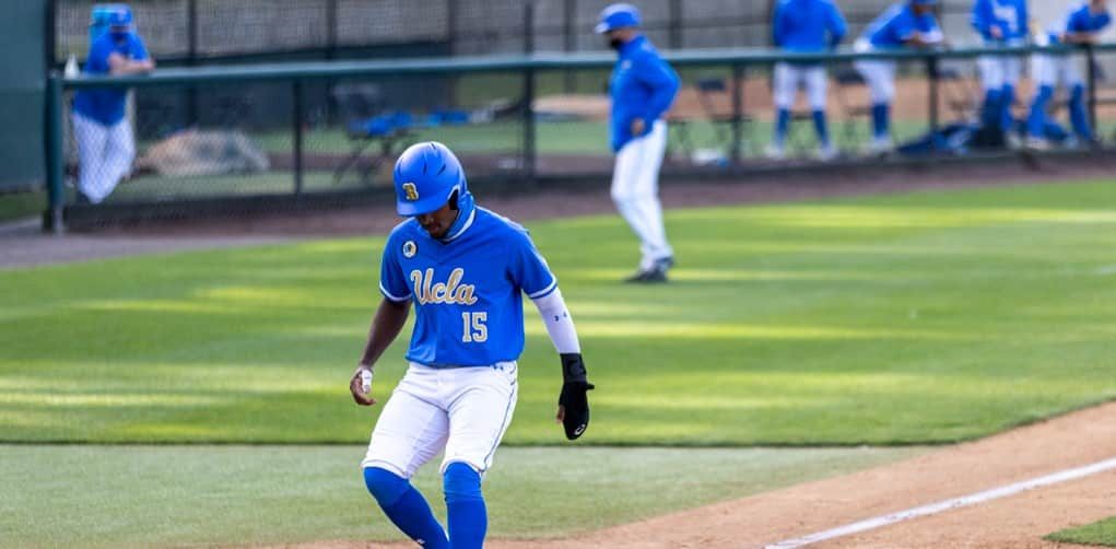 UCLA Baseball Uniforms